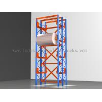 China Steel Industrial Pallet Racks Large Capacity WIth Spray Paint on sale