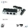 Buy cheap Boust Car Cigarette Lighter Socket Splitter with USB Charger from wholesalers