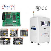 Quality BGA Inspection AOI Automated Optical Inspection Equipment Color Image Contrast Technology for sale