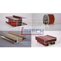 Quality Multi-functional membrane profile wrapping machine for sale