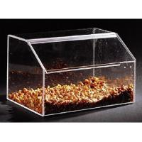 China supermarket clear acrylic display box on sale