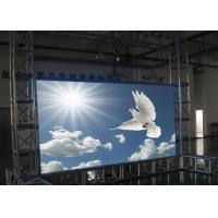 China High Resolution LED Digital Display Screens , Advertising LED Screen Video Wall on sale
