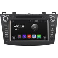 Quality Steering Wheel Control Mazda DVD Player Multimedia Car Navigation System 2010 2011 2012 2013 for sale