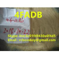 China New Product 4FADB Yellow Color Research Chemical Powder Purity 99.8% on sale