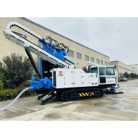 China HDD Horizontal Directional Drilling Machine Large Torsion ISO9001 on sale