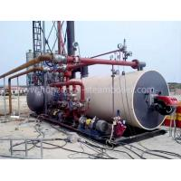 Quality 0.5MW-25MW Thermal Oil Boiler , Thermal Flooding Boilers For Paper Factory for sale