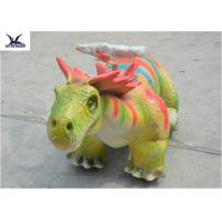 China Handmade Simulation Motorized Animal Scooters for Playground Riding / CE , RoHs on sale