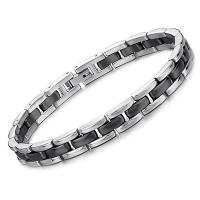 Best Fashion Jewelry New Product Stainless Steel Ceramic Bracelets wholesale