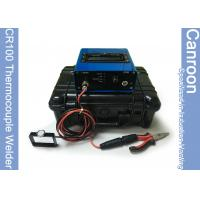 Buy cheap High Speed Thermocouple Spot Welder , Low Noise Handy Micro Spot Welder from wholesalers