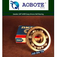 Quality Open Sealed Deep Groove Ball Bearing Skf 6405 For Automotive for sale