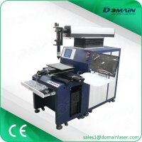 China 500W YAG Laser Welding Machine For Aluminum Tube for sale