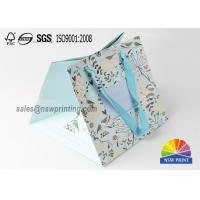 Best Boutique cmky printing gift paper bags custom square party paper carrier bags wholesale