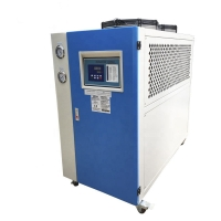Quality 3PH Piston Compressor Water Cooled Water Chiller Unit For Mold Temperature Machine for sale