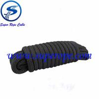 Polyester Double Braided Rope /Braided Rope/100% PP Braided Rope