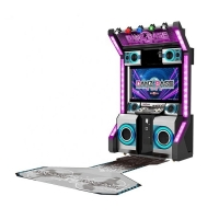 Quality Indoor Playground Fitness Just Dance Arcade Machine for sale