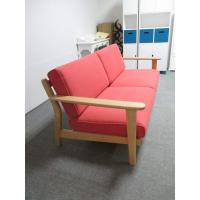 Buy cheap Modern Solid Wood Sofa Furniture 1800 X 830 X 749 mm Ash Sofa Of Two Or Three Seater from wholesalers