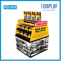 Best Cardbard pallet dispaly stand for chocolate promotion trade show display wholesale