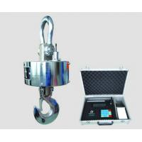 China 5t - 10t Wireless Digital Crane Scale With LCD Display , CE Approved on sale