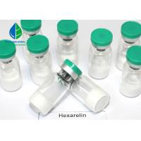 Buy cheap HGH Peptide Powder Hexarelin 2mg / Vail Inection For Muscles Gain from wholesalers