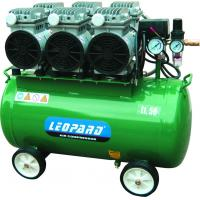 Quality High Performance Oil Free Air Compressor , Electric Driven Air Compressor 3HP 115psi for sale