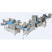 Buy cheap ZKS380 Pastry Lamination Line With High Cost-effective for Puff Making from wholesalers