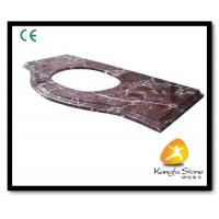 Best Xiamen Kungfu Stone Ltd supply Rosa Lepanto Marble Countertops In High quality wholesale
