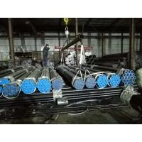 Quality ASTM A106 GR.B seamless steel tubes with 3PE coating for sale