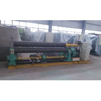 China 245MPa Roll Bending Machine Mechanical Structure One Year Warranty on sale