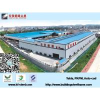 Quality Workshop Fabricate Steel Structure Buildings 100000 Square Meters for sale