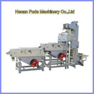 Quality peanut crushing machine, peanut kernel cutting machine for sale