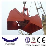 Quality Ship Crane Use Electro Hydraulic Clamshell grab for sale