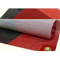 Buy cheap Easy Setup Fence Mesh Banners Withstand Strong Wind Reinforced Webbing from wholesalers