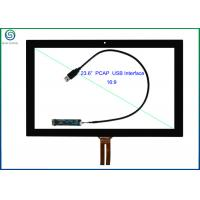 Quality USB Interface Capacitive Touch Panel 16:9 COB Type ILITEK 2302 Controller for sale