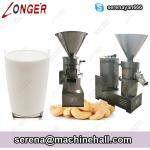 Quality Stainless Steel Cashew Nut Milk Making Machine|Tiger Nut Milk Maker Grinder 1000kg/h for sale