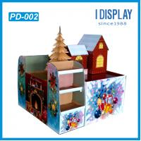 Best cardbard pallet dispaly stand for trade promotion wholesale