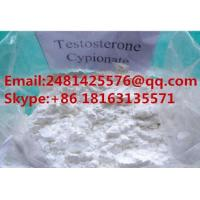China Raw Anabolic Steroids Testosterone Cypionate Powder Test Cypionate For Muscle Building on sale