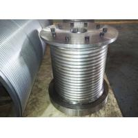 Quality High Strength Crane Drum , Wire Rope Winch Drum For 22mm Diameter Cable for sale