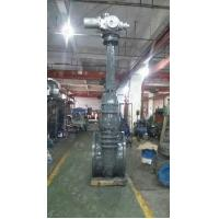 Quality Flanged End Flexible Wedge Gate Valve , Large Size 2-36 Inch Cast Steel Gate Valve for sale