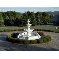 Quality Stone carving fountain white marble carving sculpture,stone carving supplier for sale