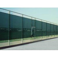 China PVC Vinyl Coated Polyester Mesh Banner Material For Fence Screen on sale