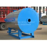 Safety Oil Fired Hot Water Boiler Stainless Steel Oil Hot Water Furnace