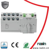 Quality Change Over 200a Generator Transfer Switch , Automatic Power Transfer Switch Generator for sale