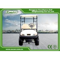 Quality CE Comfortable Used Custom Golf Carts / Golf Buggies With Trojan Battery for sale