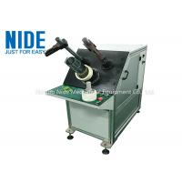 Quality Induction Motor Stator Semi Auto Coil Inserting Machine 220V/50HZ 0.75KW for sale