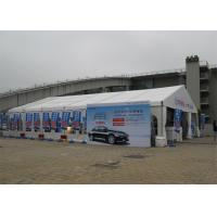 Buy 20m - 30m Aluminum Outdoor Event Tent Flame Retardant For Trade Show at wholesale prices