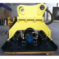 Quality Powerful Compaction Hydraulic Compactors For Excavators With Overload Protection for sale