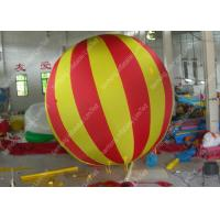 Quality Thickening Oxford advertising inflatable balloon With High Temperature Thermal Bonding for sale