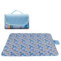 Quality Waterproof Beach Mat Multi Functional With Strong Wear Resistance for sale