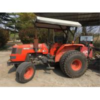 Quality 62HP Second Hand Excavators Japan Made Kubota M5700 Tractor for sale