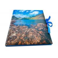Quality Personalised Photo Album Print Photo Book / Photography Art Books Printing Service for sale